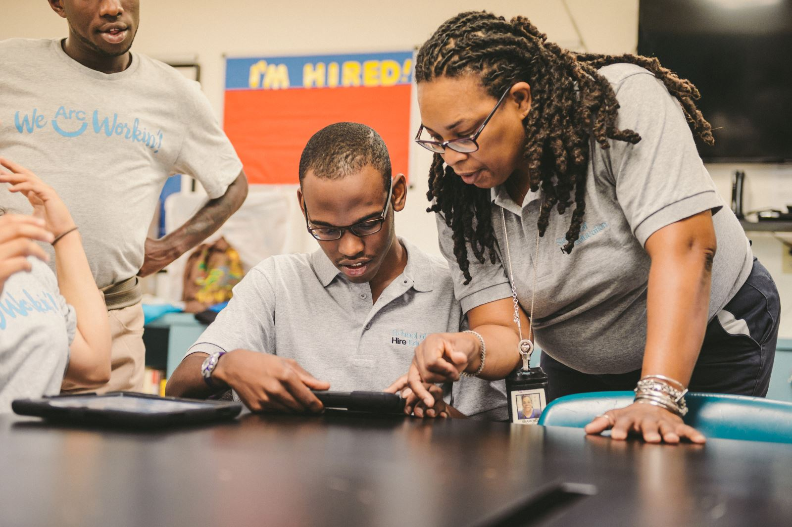 Arc Broward's School of Hire Education is an exciting opportunity for  eligible Broward County students with developmental disabilities ages 18 to  22, ...