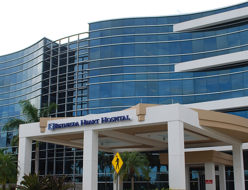 Bethesda Heart Hospital Boynton Beach Fl