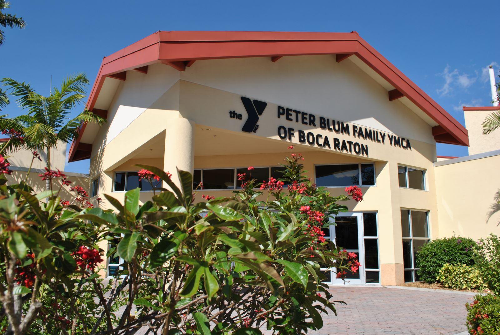 YMCA of Boca Raton Peter Blum Family Center