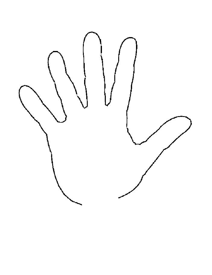 photo relating to Printable Hands Template named ELCPBCs Neighborhood \