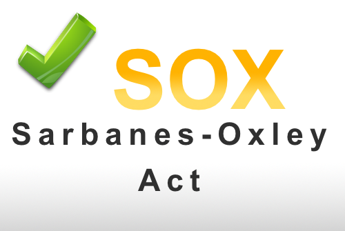 evaluation of the sarbanes oxley act Sarbanes-oxley act, section 404 explained pertains to management assessment of internal controls.